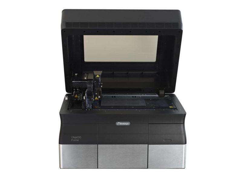 Фото 3D принтера Stratasys Objet 30 Prime 2
