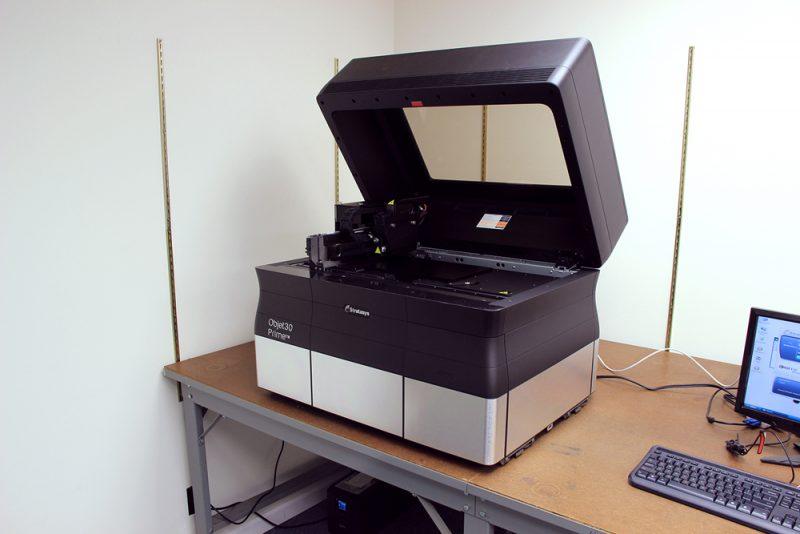 Фото 3D принтера Stratasys Objet 30 Prime 3