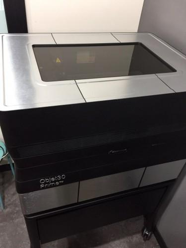 Фото 3D принтера Stratasys Objet 30 Prime 7