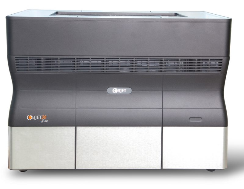 Фото 3D принтера Stratasys Objet 30 Pro 2