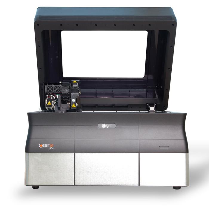 Фото 3D принтера Stratasys Objet 30 Pro 3