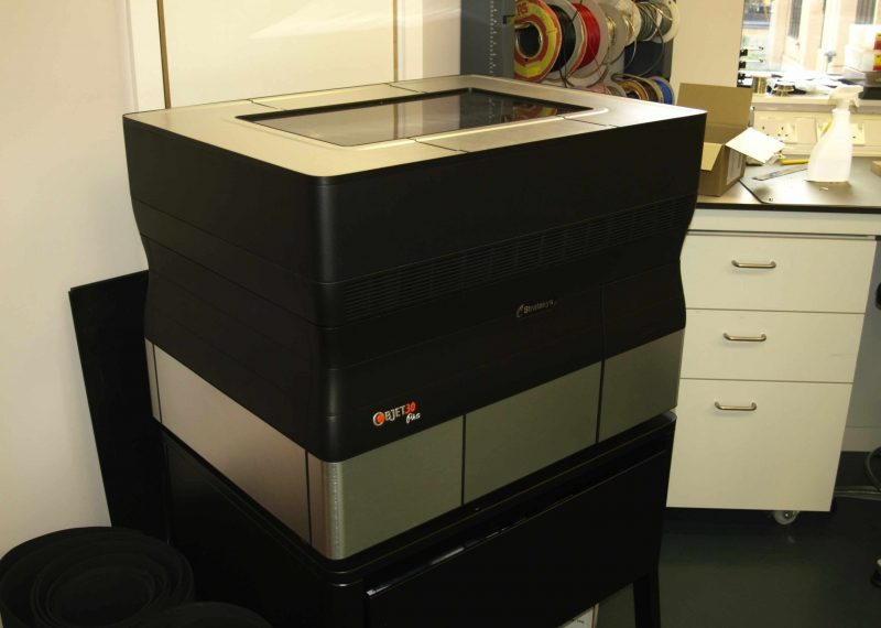 Фото 3D принтера Stratasys Objet 30 Pro 8