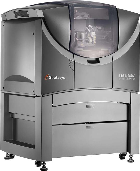 Фото 3D принтера Stratasys Objet Eden260VS Dental Advantage 1