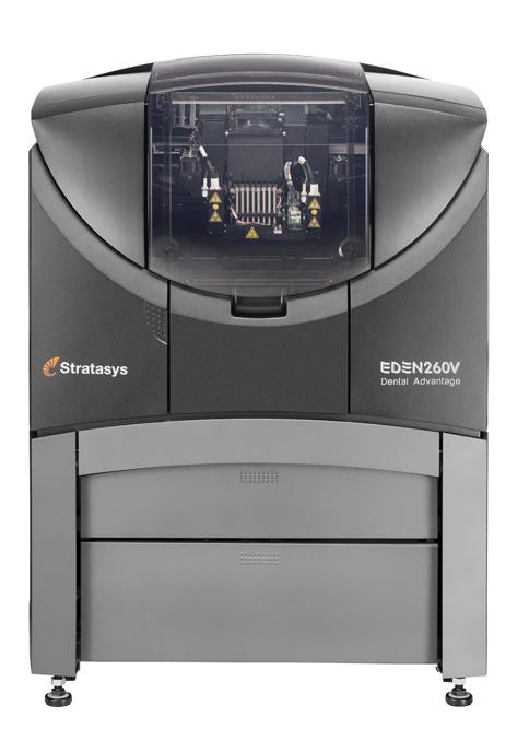 Фото 3D принтера Stratasys Objet Eden260VS Dental Advantage 2