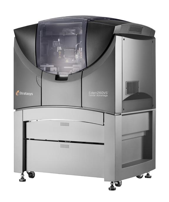 Фото 3D принтера Stratasys Objet Eden260VS Dental Advantage 4
