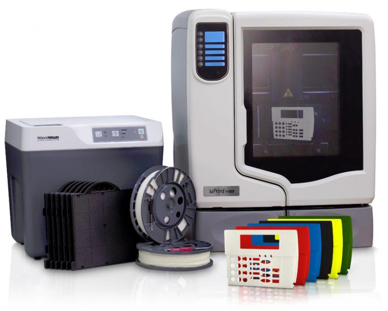 Фото 3D принтера Stratasys uPrint SE Plus 1