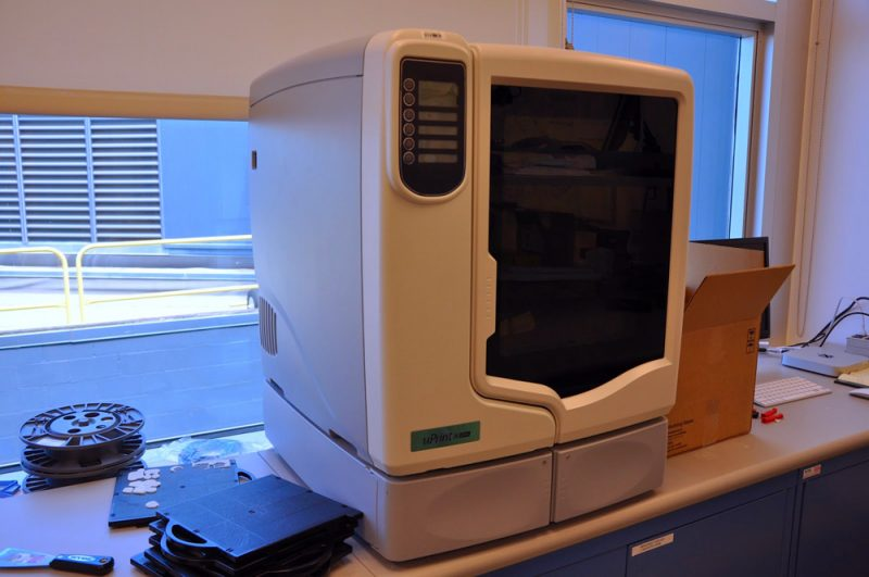 Фото 3D принтера Stratasys uPrint SE Plus 4