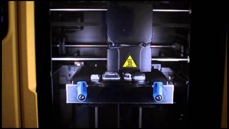 Фото 3D принтера Stratasys uPrint SE Plus 5