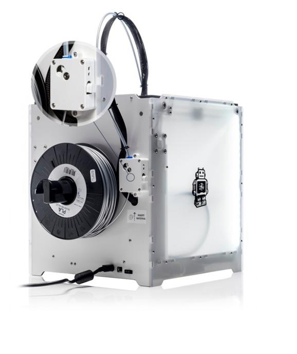 Фотография 3D принтера Ultimaker 2 + (4)