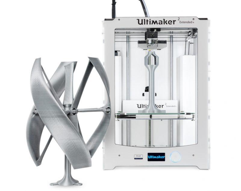 Фотография 3D принтера Ultimaker 2 Extended+ (1)
