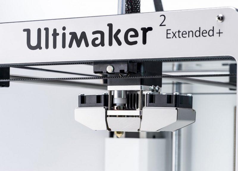 Фотография 3D принтера Ultimaker 2 Extended+ (3)
