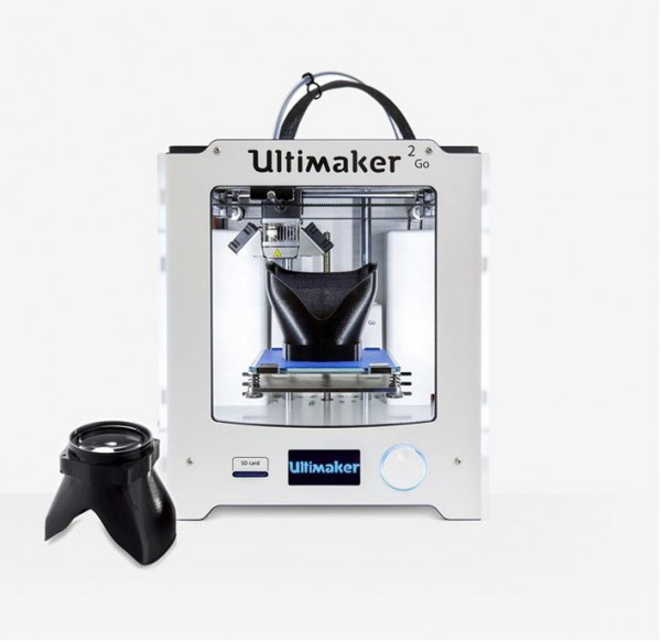 Фотография 3D принтера Ultimaker 2 Go (4)