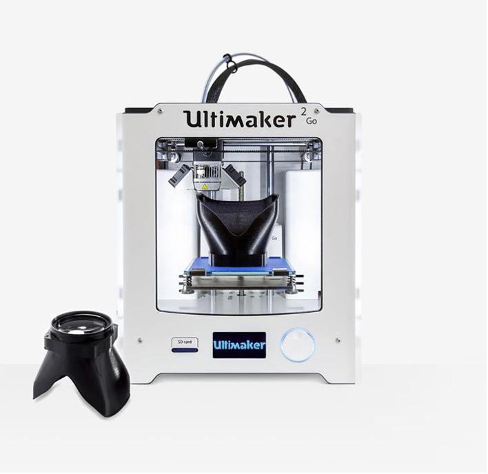 Фотография 3D принтера Ultimaker 2 Go (4)