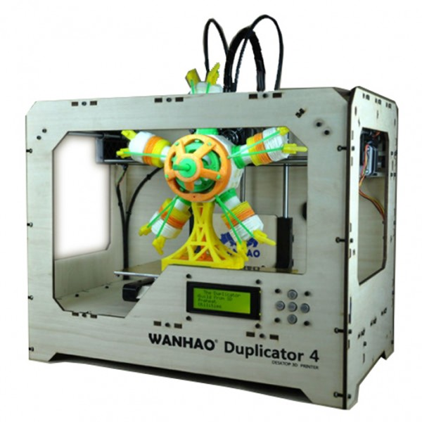 Фотография 3D принтера Wanhao Duplicator 4 Wood SH (2)