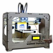 3D принтер Wanhao Duplicator 4 Wood SH (4)