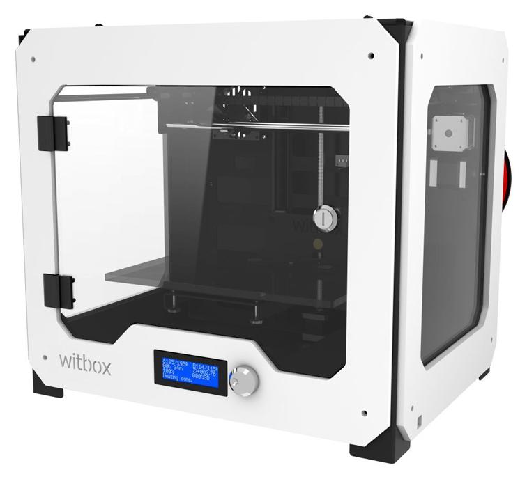 Фотография 3D принтера WitBox (1)