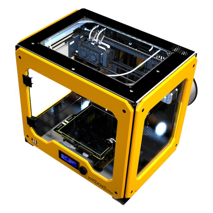Фотография 3D принтера WitBox (2)