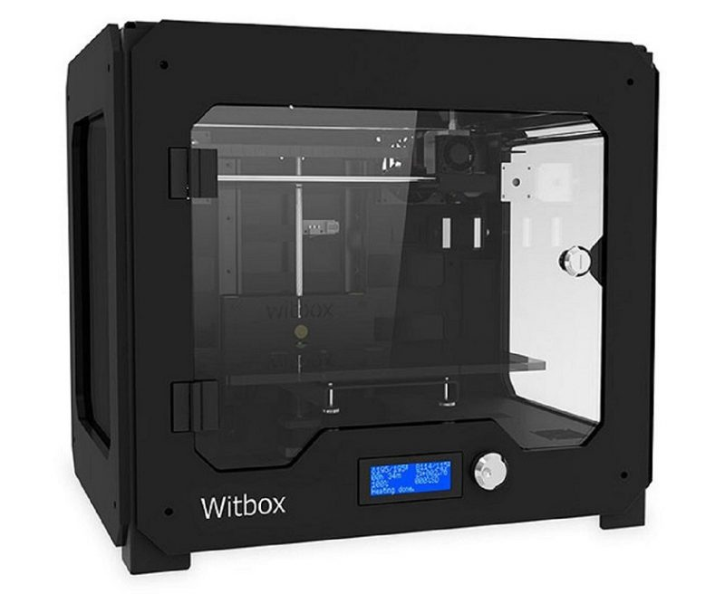Фотография 3D принтера WitBox (3)