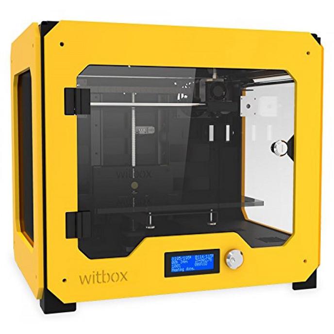 Фотография 3D принтера WitBox (4)