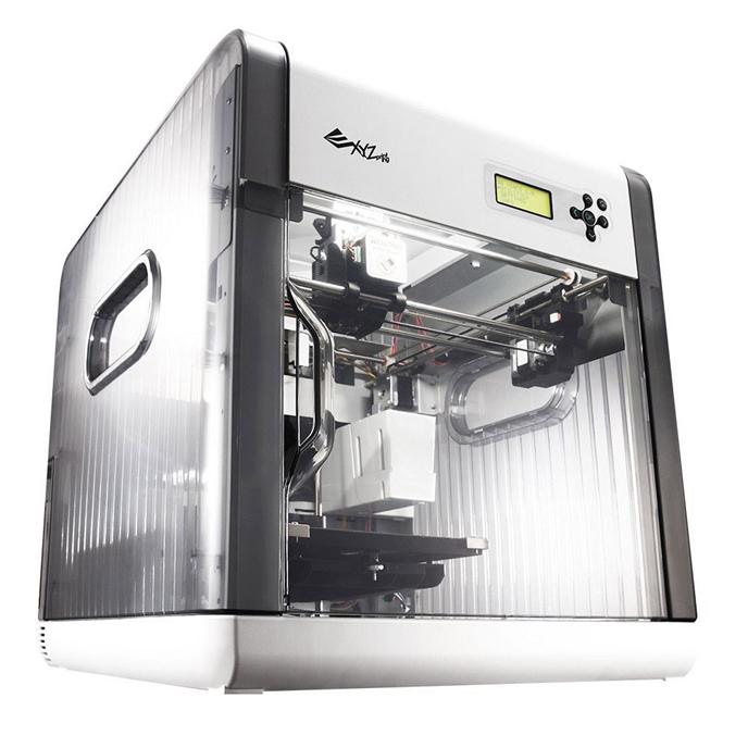 Фотография 3D принтера XYZprinting Da Vinci 1.0 A (2)