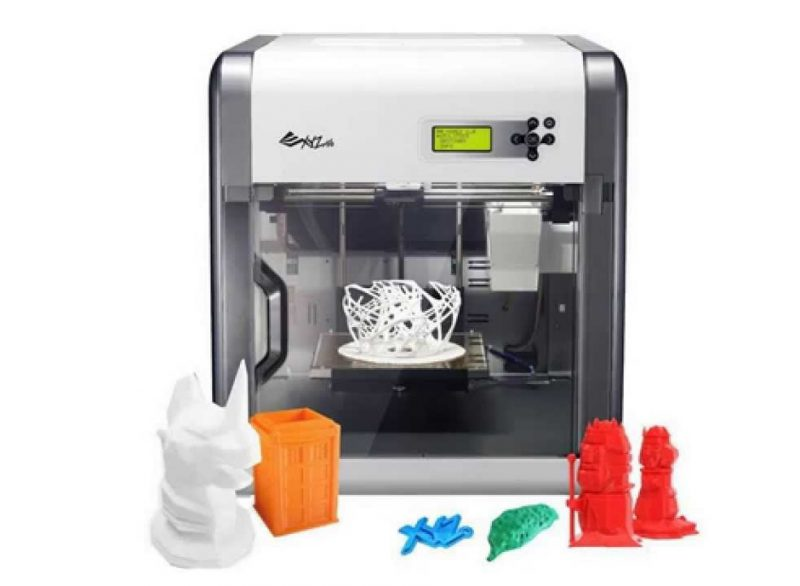 Фотография 3D принтера XYZprinting Da Vinci 1.0 A (3)