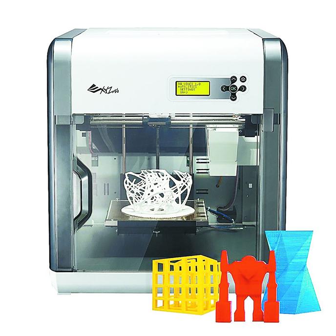 Фотография 3D принтера XYZprinting Da Vinci 1.0 A (4)
