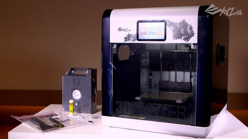 Фотография 3D принтера XYZprinting Da Vinci 1.1 Plus (3)