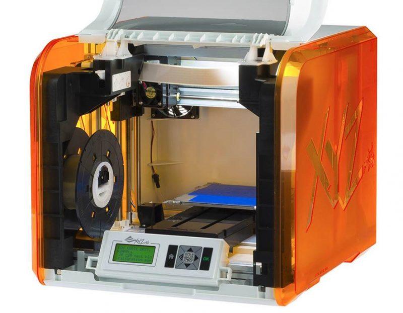 Фотография 3D принтера XYZprinting Da Vinci Junior (3)