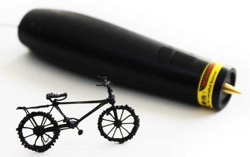 Фото 3D ручки 3DYaya Ya-Ya 3D Pen 1