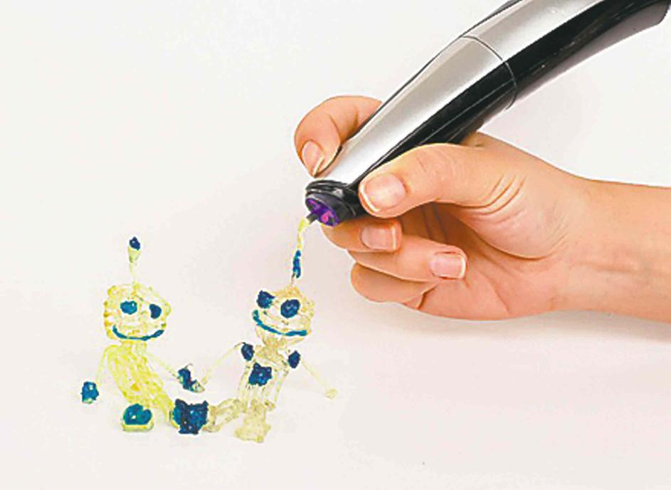3 в ручка своими руками