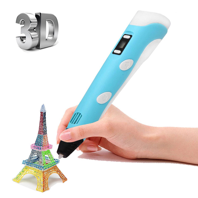 Фото 3D ручки MyRiwell c LCD экраном 6