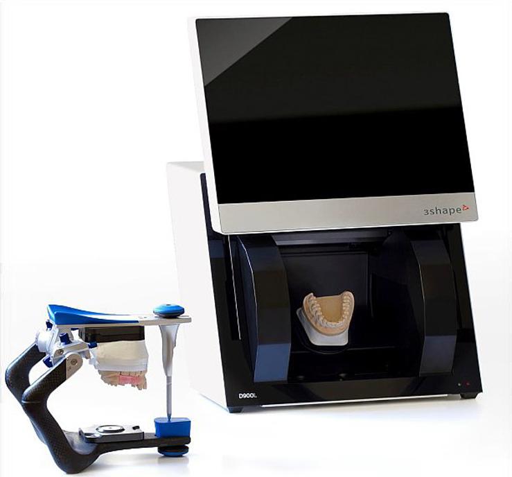 Фотография 3D сканера 3shape D 900L (2)