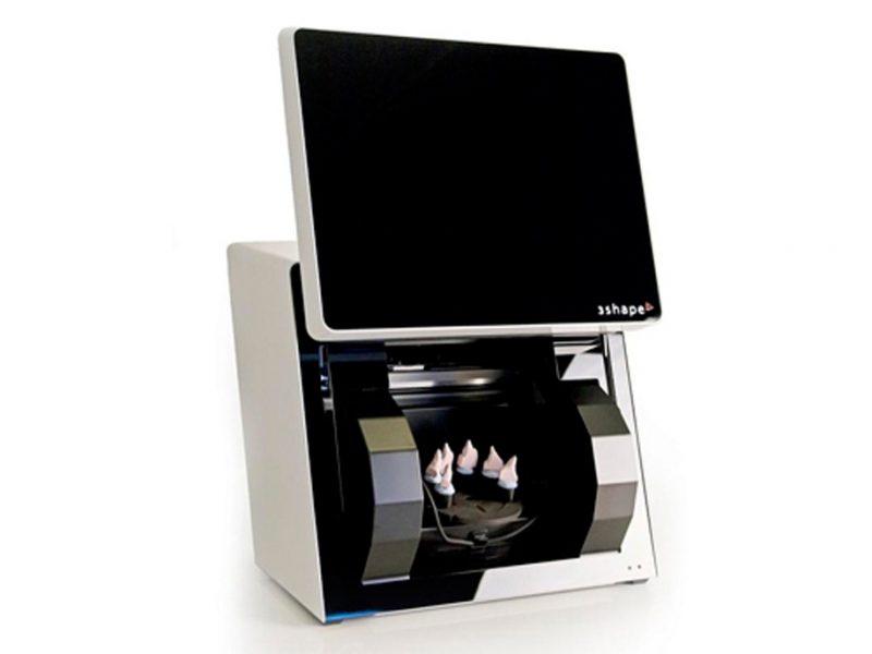 Фотография 3D сканера 3shape D 900L (3)