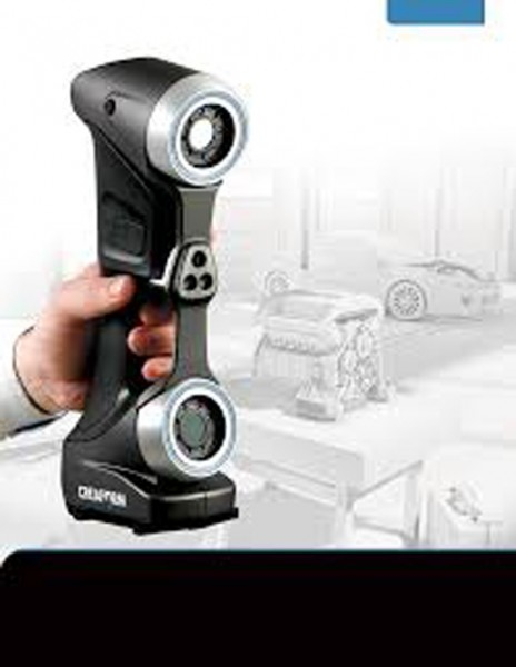 Фотография 3D сканера Creaform Handyscan 300/700 (1)
