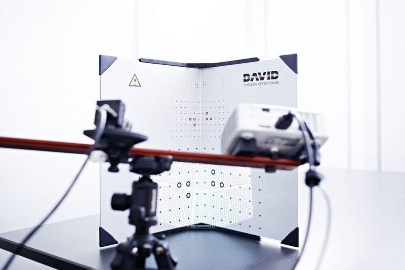 Фото 3D сканера David SLS 2 (2)