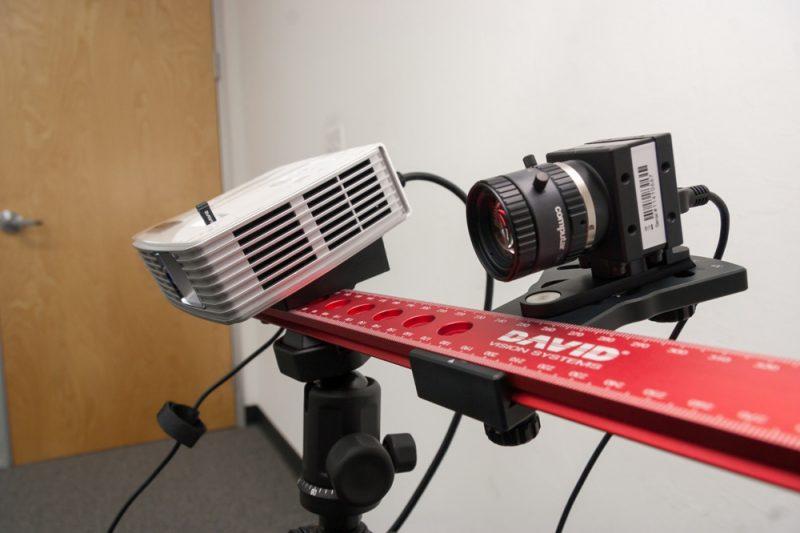 Фото 3D сканера David SLS 2 (4)
