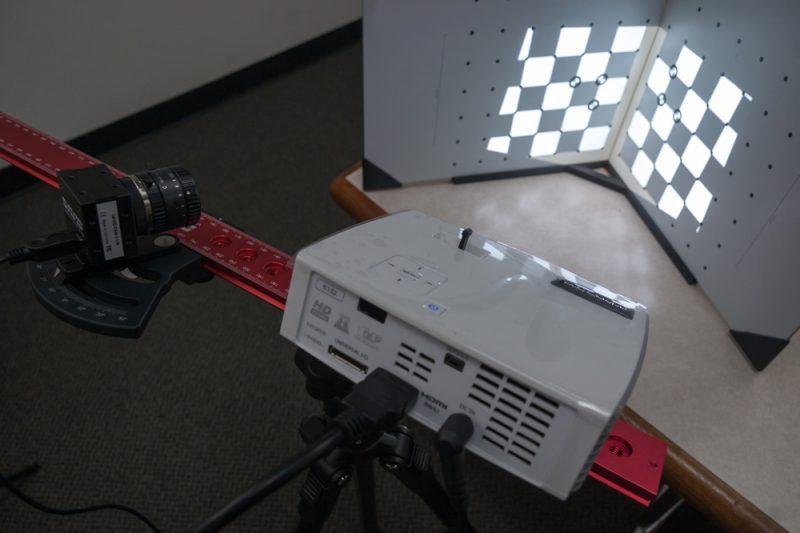 Фотография 3D сканера David SLS 2 (6)
