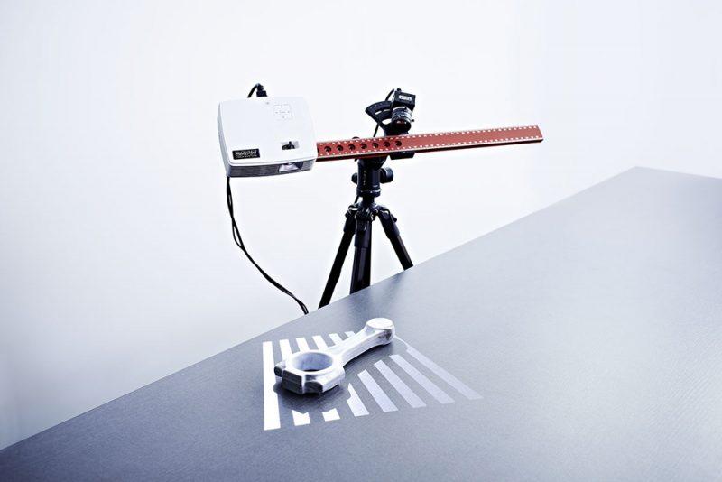 Фотография 3D сканера David SLS 3 (4)