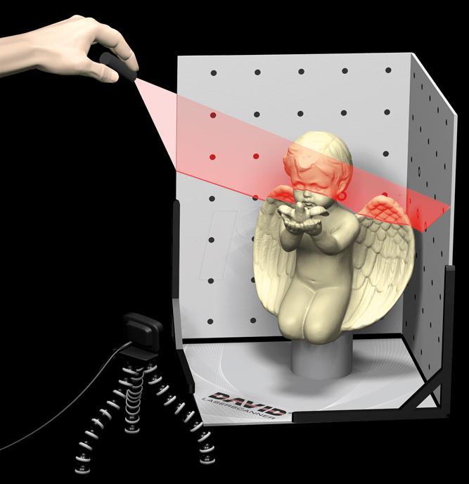 Фотография 3D сканера David Starter Kit (6)