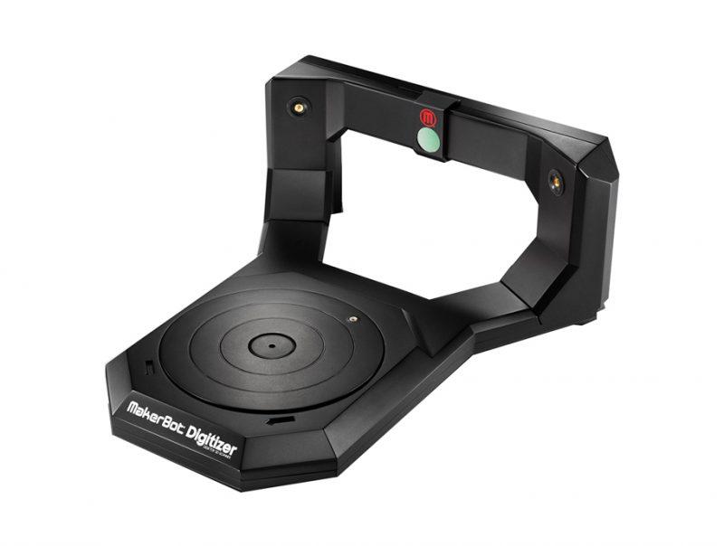 Фотография 3D сканера Makerbot Digitaizer (1)