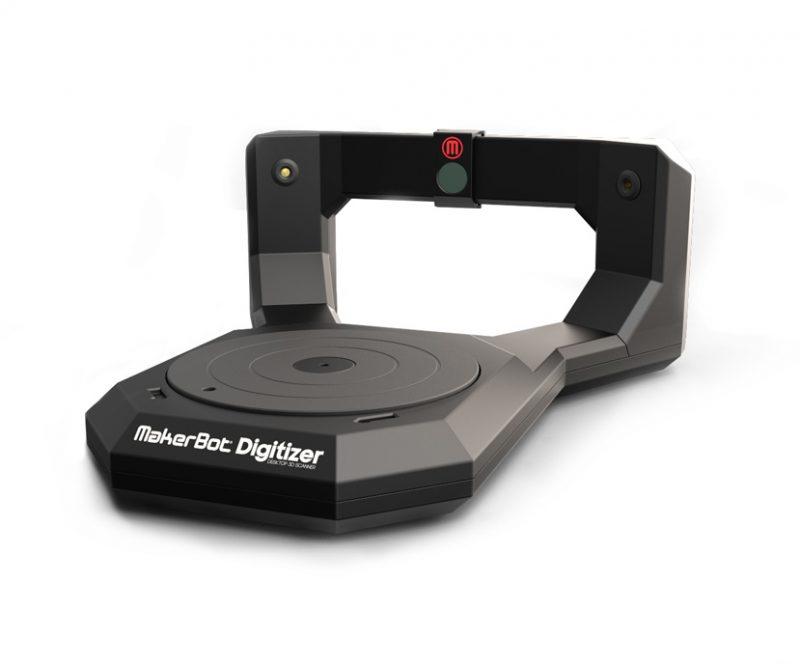 Фотография 3D сканера Makerbot Digitaizer (5)
