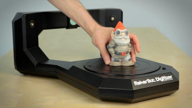 Фотография 3D сканера Makerbot Digitaizer (6)