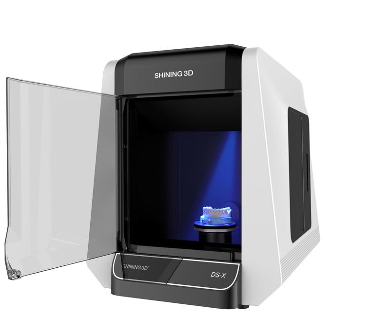 Фотография 3D сканера Shining 3D AutoScan DS-X 3D (1)
