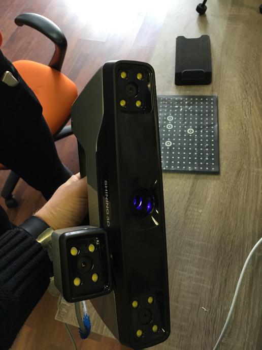 Фотография 3D сканера Shining 3D EINSCAN-PRO (3)