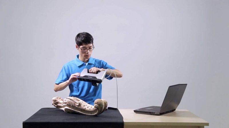 Фотография 3D сканера Shining 3D EINSCAN-PRO (6)