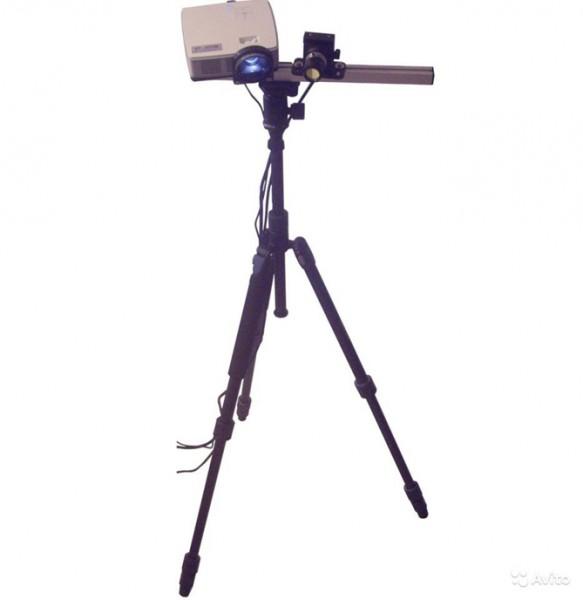Фотография 3D сканера VT Atom (1)