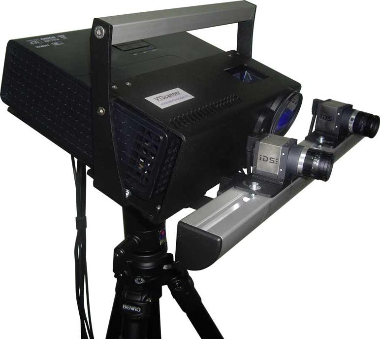 Фотография 3D сканера VTScanner (1)