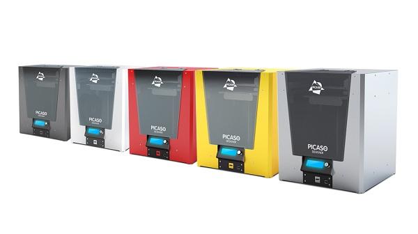 Фото 3Д принтер Picaso 3D Designer 8