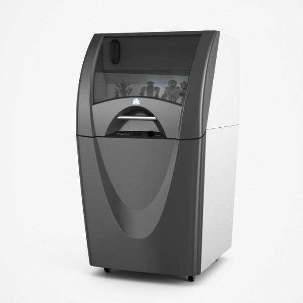 Фотография 3D принтера ProJet 260С (ZPrinter 250) (1)