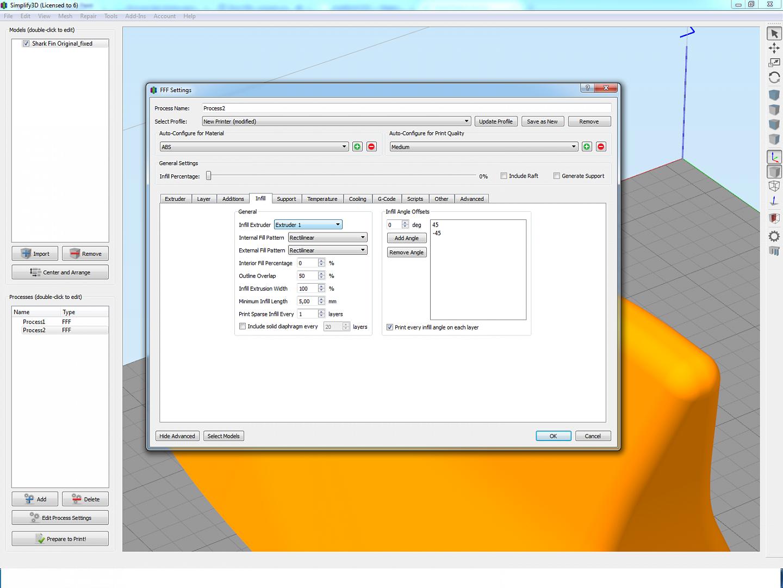 Программное обеспечение Simplify Printing
